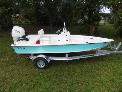 2018 STUMPNOCKER 166 Coastal