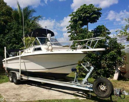 2002 Angler Boats 220 WA 2002 Angler 220 WA for sale in Miami, FL