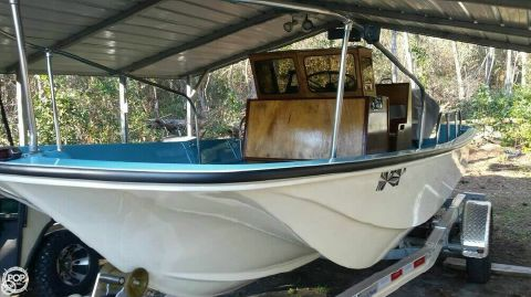 1970 Boston Whaler NAUSET 17 1970 Boston Whaler Nauset 17 for sale in Stella, NC