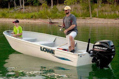 2016 Lowe 1667 Utility V
