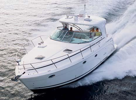 2007 Rinker 420 Express Cruiser
