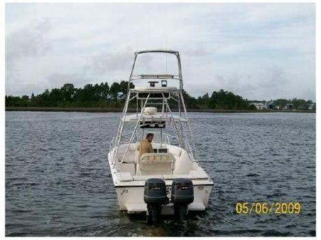 2001 Angler Boats 252F