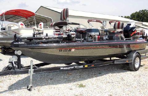 1993 Ranger 362
