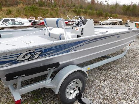 2017 G3 Boats GATOR TOUGH 20 CC DLX