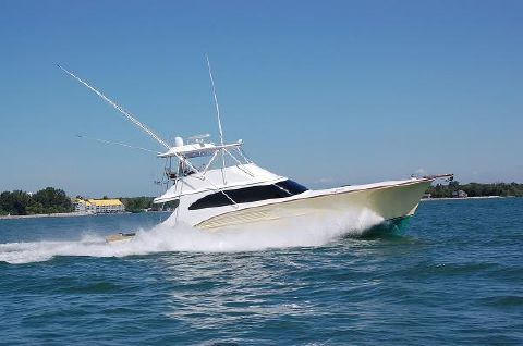 2006 B&D Boatworks Buddy Davis  60 Sportfish Running 2