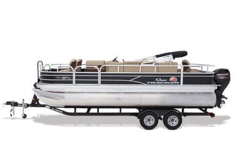2018 Sun Tracker Fishin' Barge 20 DLX