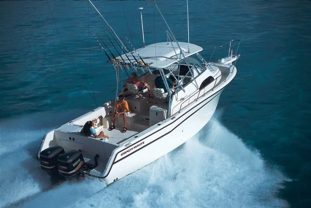 2003 Grady-White Marlin 300 Manufacturer Provided Image