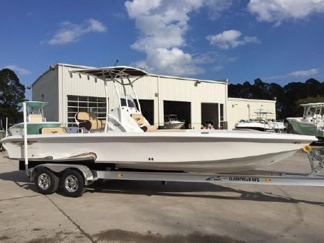 2016 Glasstream 260 TE