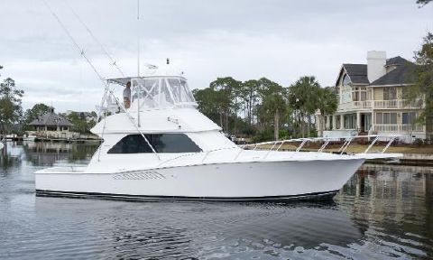 2001 Viking 43 Convertible