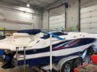 2012 Hurricane Sun Deck 2200