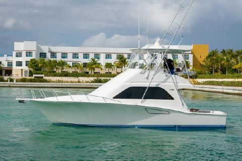 "2005 Cabo Sport Fisherman 2005 40' Cabo ""Legal Drug"" Profile"