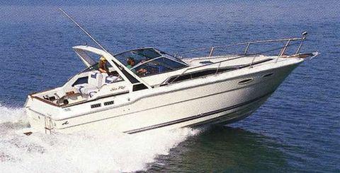 1985 Sea Ray 300 Weekender