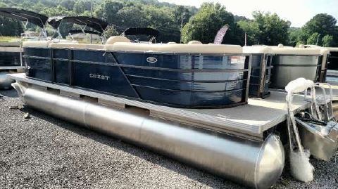 2016 Crest Pontoon Boats I 220 SLC