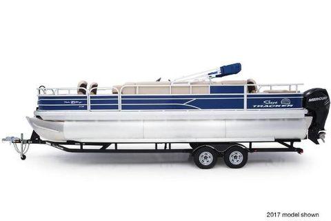 2018 Sun Tracker Fishin' Barge 24 XP3