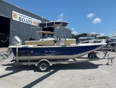 2012 CAROLINA SKIFF DLV 218