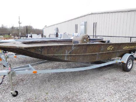 2017 G3 Boats 18 SC CAMO