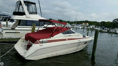 1990 Maxum 270 Express Cruiser 1990 Maxum 270 Express Cruiser for sale in Essex, MD