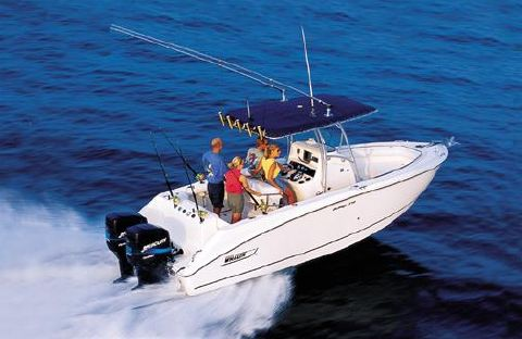 1994 Boston Whaler 240 Outrage