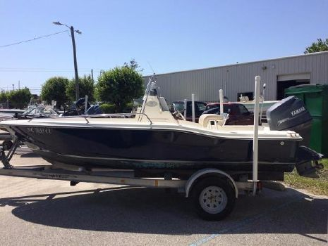 2000 Scout 175 Sport Fish
