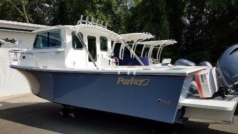 2018 Parker 2520 XLD Sport Cabin