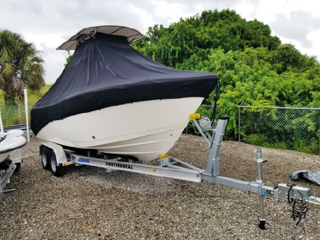 2016 Cobia Boats 201 CENTER CONSOLE