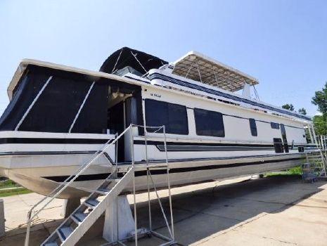 1996 Stardust 16x75 Houseboat