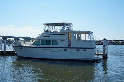 1986 Hatteras Motor Yacht