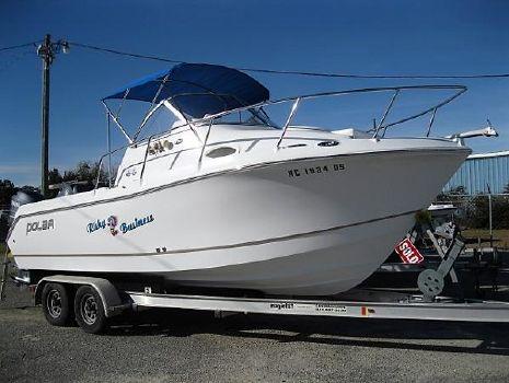 2006 Polar Boats 2300 Walkaround