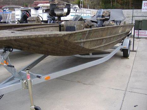 2017 G3 Boats GATOR TOUGH 20 SC CAMO
