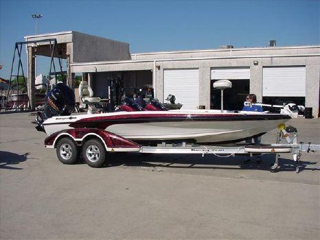2014 Ranger Bass Z21 Intracoastal Comanche