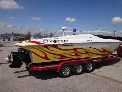 2007 Challenger Boats DDC 33