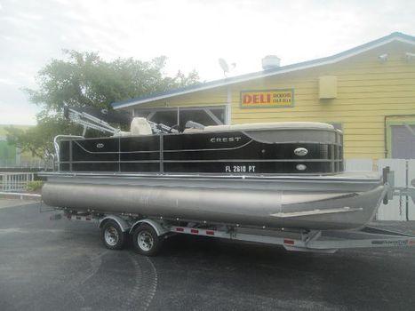 2014 Crest Pontoon Boats III 230 SLR2
