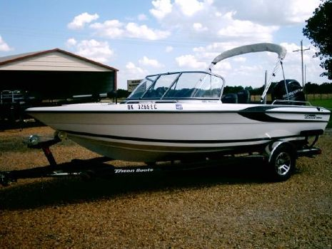 2013 TRITON 186 Fishunter