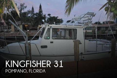 1986 KingFisher 31