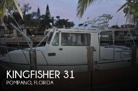 1986 Kingfisher 31 1986 Kingfisher 31 for sale in Pompano, FL