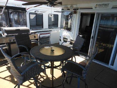2000 Fantasy Houseboat 72 X 16