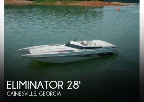 1997 Eliminator Boats Daytona 28 CAT 1997 Eliminator Daytona 28 CAT for sale in Gainesville, GA