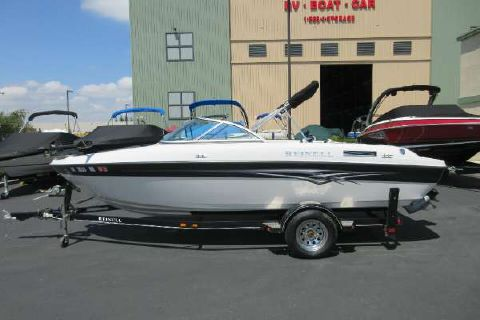 2007 Reinell 198FNS