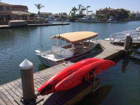 2014 Duffy Electric Boat Sun Cruiser