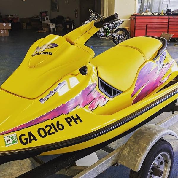 1996 Seadoo Xp >> Check Out This 1996 Sea Doo Xp On Boattrader Com