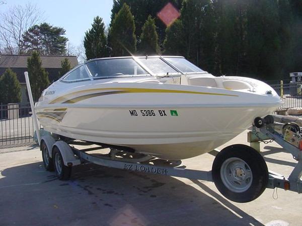 2007 larson 186 senza 19 foot 2007 larson motor boat in for Larson motors used cars