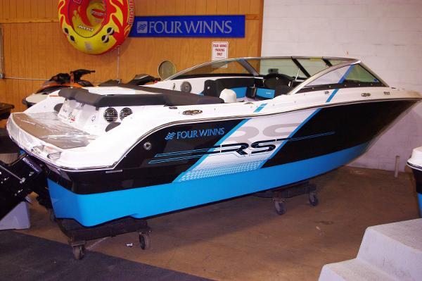 2014 Four Winns H180 RS