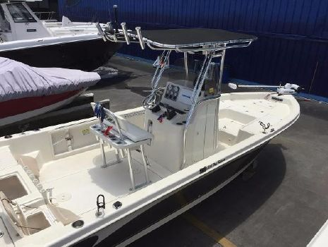 2013 Carolina Skiff 25 Sea Chaser