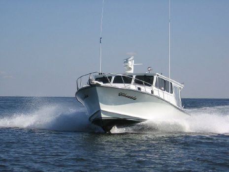 1996 MARKLEY 46 Markley/Meekins Custom Chesapeake Deadrise