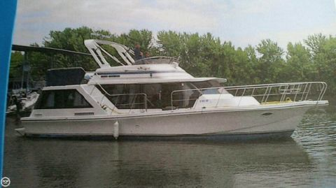 1987 Blue Water Boats 42 CR Coastal Cruiser 1987 Blue Water 42 for sale in Sabula, IA