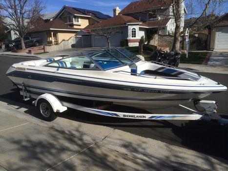 1989 Sea Ray 180 Bow Rider