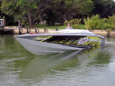 2003 Baja Outlaw