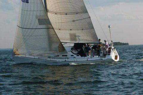 2002 Beneteau First 40.7 Profile