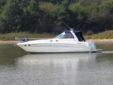 2000 Sea Ray 380 Sundancer Cruising