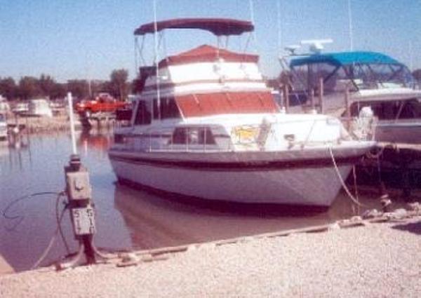 1976 Marinette 37 Flybridge Sedan